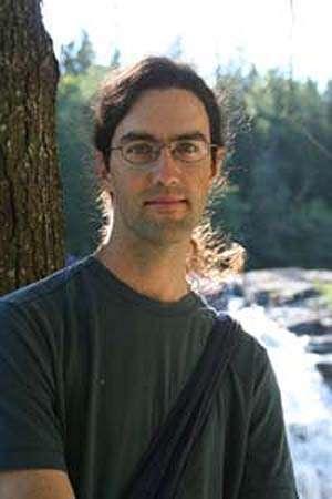 Le professeur Damon Matthews. Source Université Concordia