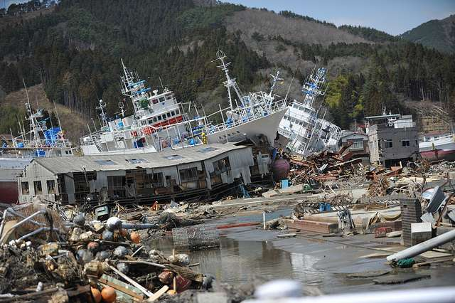 Le séisme de Tohoku et le tsunami qui a suivi ont entraîné la mort de plus de 15.000 personnes et la disparition de près de 5.000, selon un bilan daté du 11 août 2011. © whsaito, Flickr, cc by nc nd 2.0