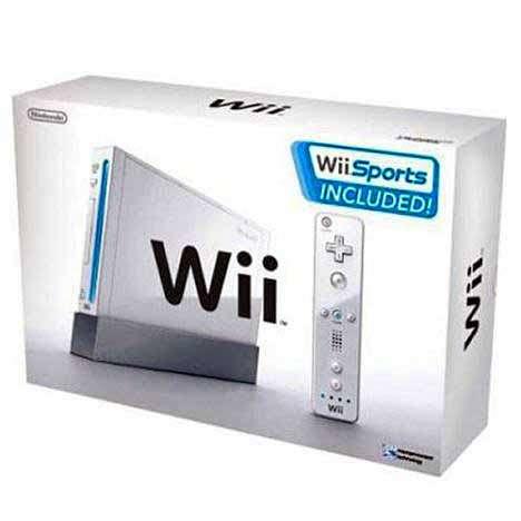 La Wii. Crédit : Nintendo