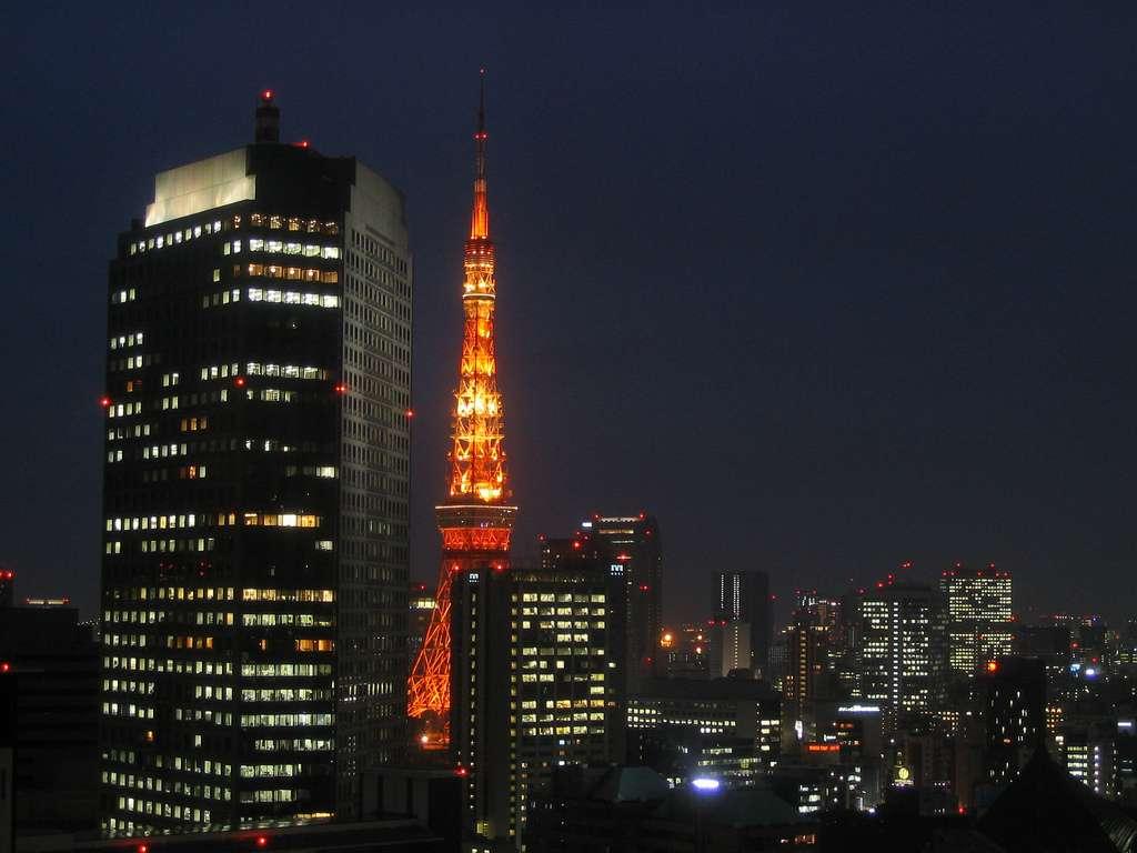 Pour effectuer la visite de Tokyo, le parc Shiba est un bon départ. © farmerbuzz, Flickr, cc by 2.0