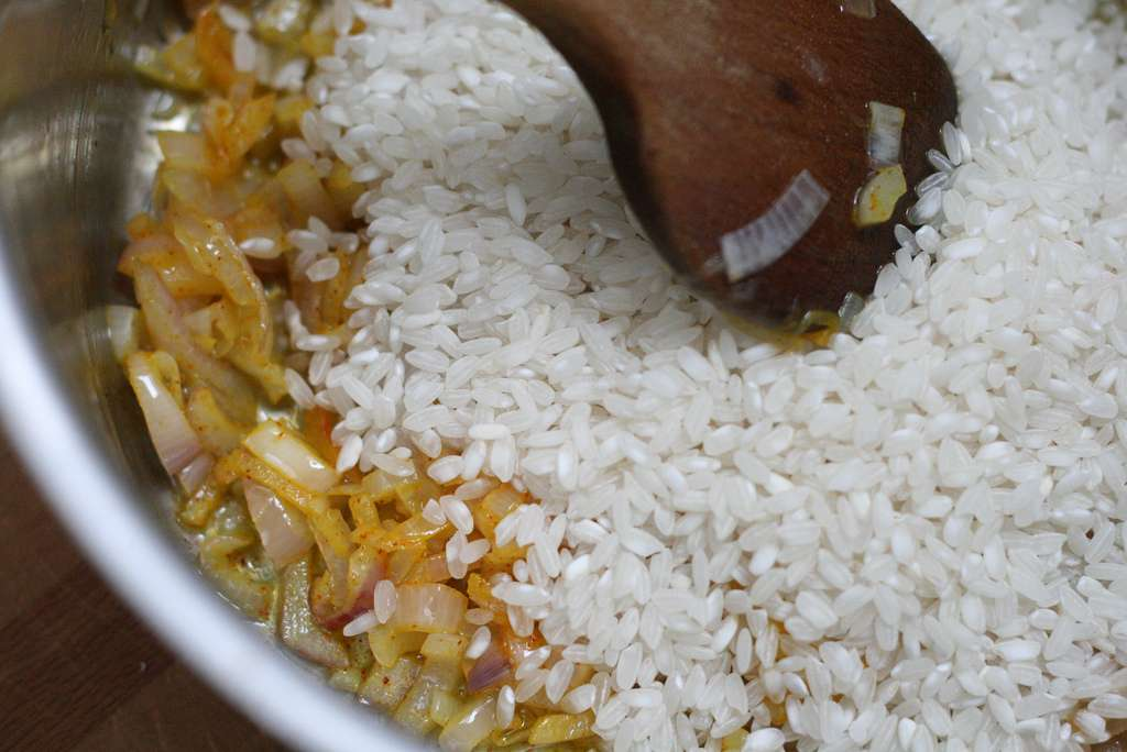 Le riz est la céréale la plus consommée dans le monde, et de nombreuses populations, notamment en Amérique du Sud, en Afrique et en Asie en dépendent. Mais cet indispensable aliment apporte aussi un peu d'arsenic. © Marionlon, Flickr, cc by nc sa 2.0