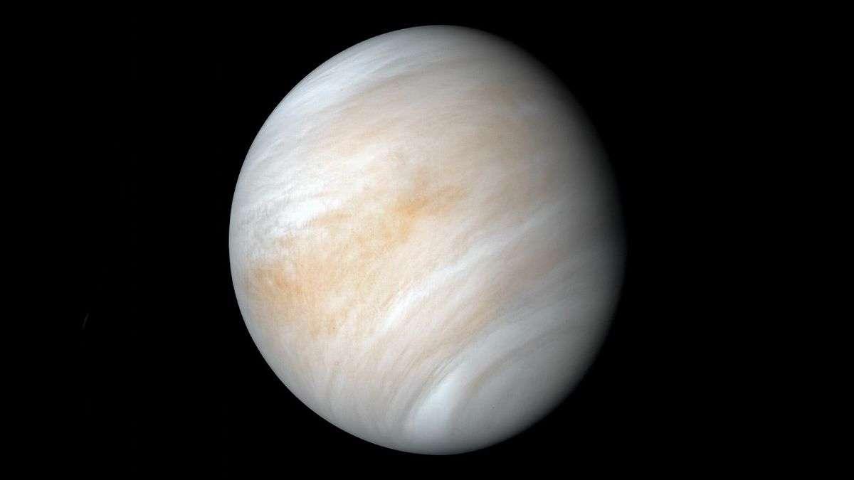 Une journée moyenne sur Vénus dure 243,0226 jours terrestres. © Nasa/JPL-Caltech