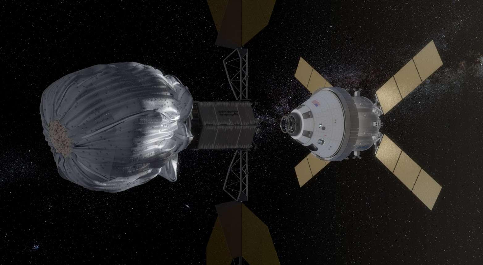 La capture d'un astéroïde ne sera pas une mince affaire. Si elle réussit, c'est la garantie d'un programme scientifique et technologique qui s'étalera sur plusieurs décennies. © Nasa