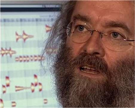 Peter Neubäcker, le concepteur du logiciel. © Celemony Software