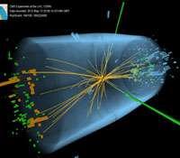 La découverte du boson de Higgs au Cern s'inscrit dans une étude du monde au niveau fondamental, où les symétries jouent un rôle essentiel. © Cern