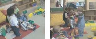 Ce robot est traité par les enfants comme un des leurs... crédits DR.