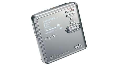 Le baladeur Hi-MD (MD très haute capacité) MZ-RH10 supportera le format MP3