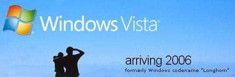 Longhorn devient Windows Vista !