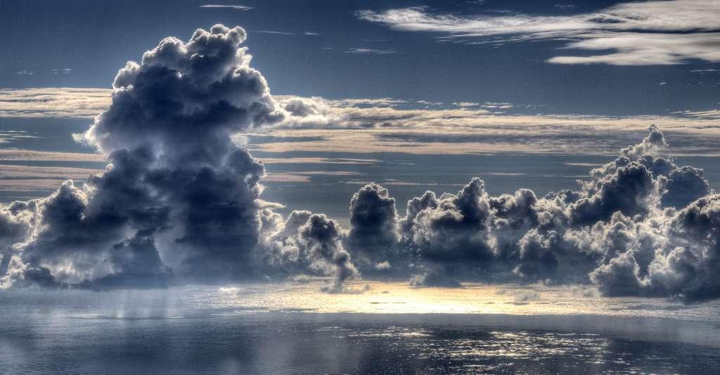 Les océans apparaissent de plus en plus comme les modulateurs du réchauffement atmosphérique. © dirtykoala, Flickr, cc by nc 2.0