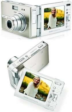 Le Kodak EasyShare-One, un appareil photo numérique WiFi