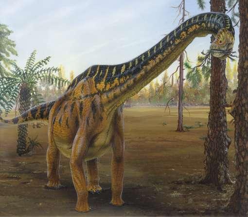 Partez en safari avec les dinosaures ! © Courtesy of Jon Hughes, www.pixel-shack.com