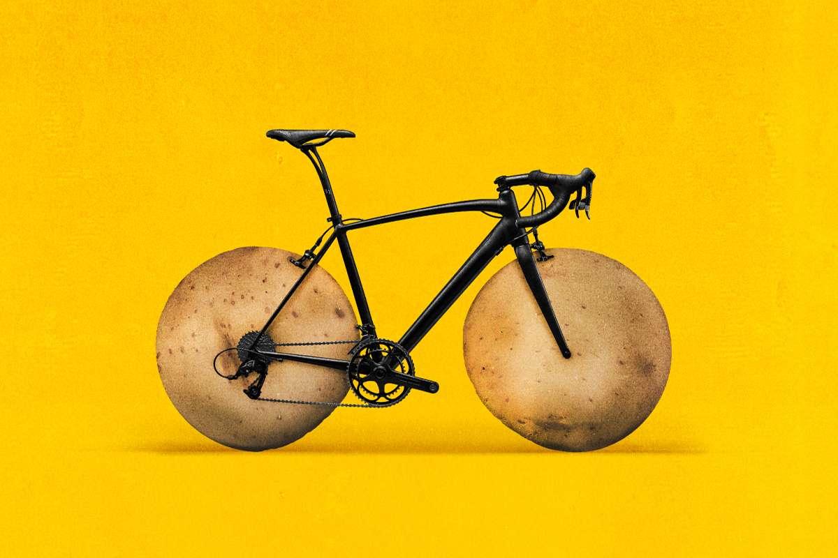 La purée de pommes de terre est un carburant aussi efficace que les gels énergétiques du commerce pour doper ses performances. © Michael Vincent, Université de l'Illinois