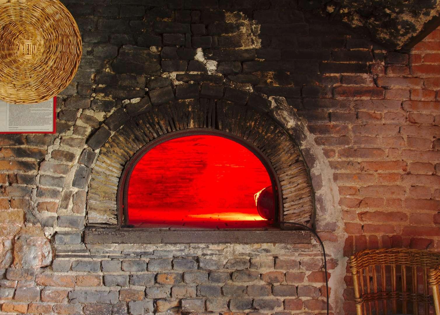 La cuisson des aliments au four est une réaction endothermique. © stanze, Flickr, CC by-SA 2.0