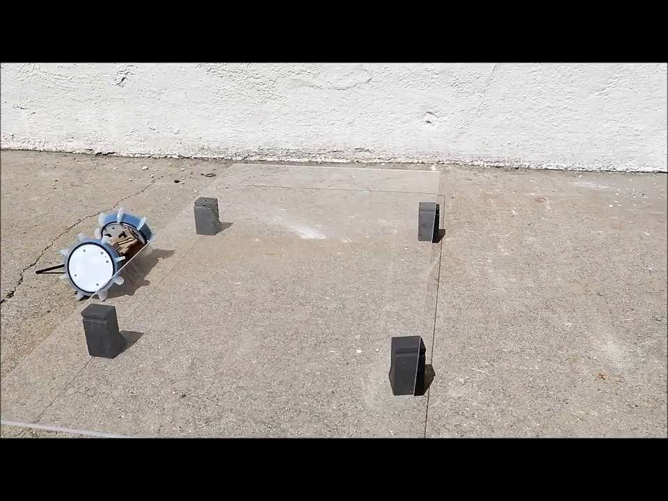Puffer, un petit robot tout-terrain pour explorer Mars