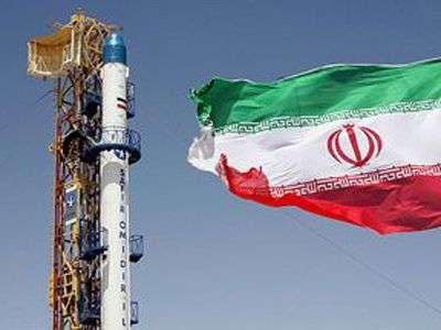 Le lanceur Safir présenté sur le site de l'agence spatiale iranienne.