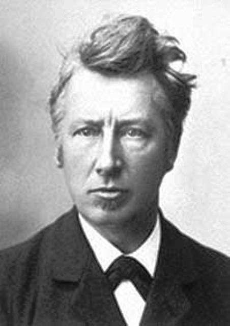 Jacobus Henricus Van 't Hoff est un chimiste néerlandais. Il a reçu le premier prix Nobel de chimie et a expliqué la pression osmotique. © Wikipédia_domaine publique