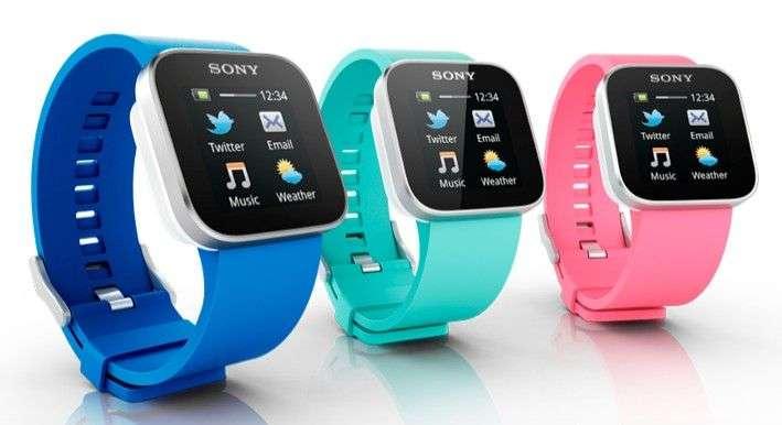 La SmartWatch de Sony s'inscrit dans une mode récente : celle des « montres intelligentes » et, plus généralement, des objets connectés. Des smartphones qui suivent nos activités ou des paramètres médicaux, ou encore des puces intégrées aux vêtements ont vu le jour en 2013, au moins à l'état de prototypes. Chapitre 2 en 2014... © Sony