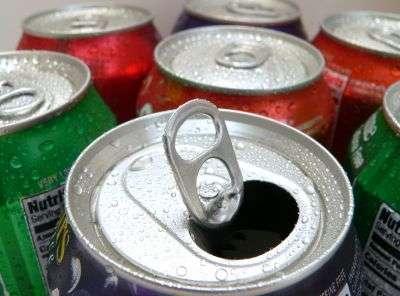 Le soda light doit rester un plaisir occasionnel... © Lori Martin/shutterstock.com