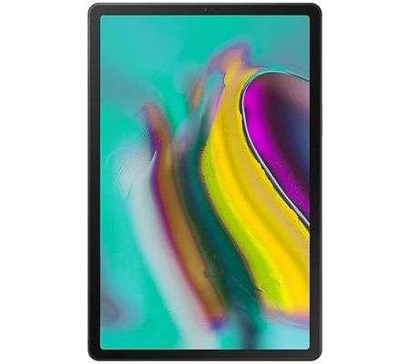 La tablette Galaxy Tab S5e est extrêmement fine et légère, et elle est à prix réduit jusqu'au 31 juillet. © Samsung