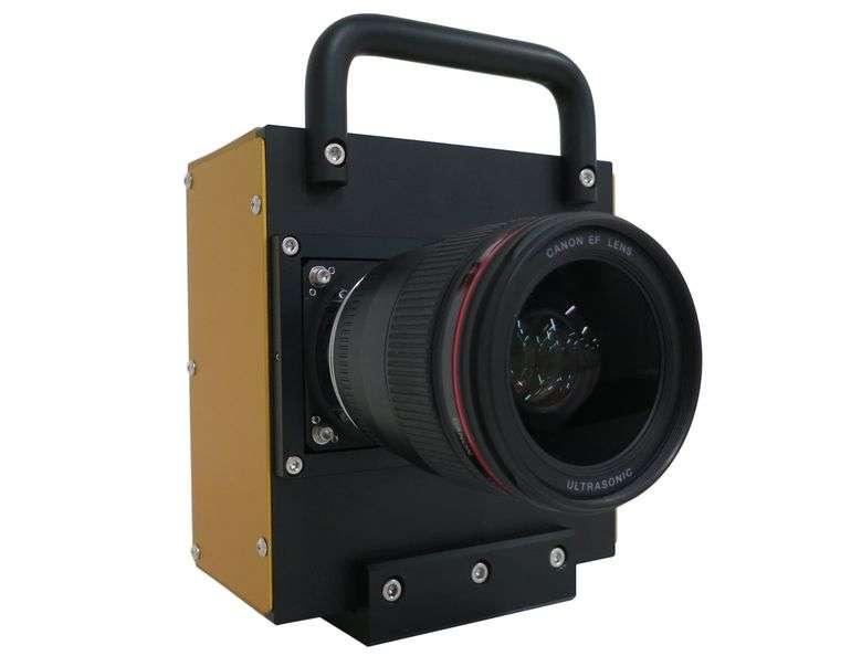 Le capteur CMos 250 millions de pixels de Canon a été testé dans un prototype d'appareil photo. Le constructeur japonais n'a pas encore indiqué sa date de disponibilité. © Canon