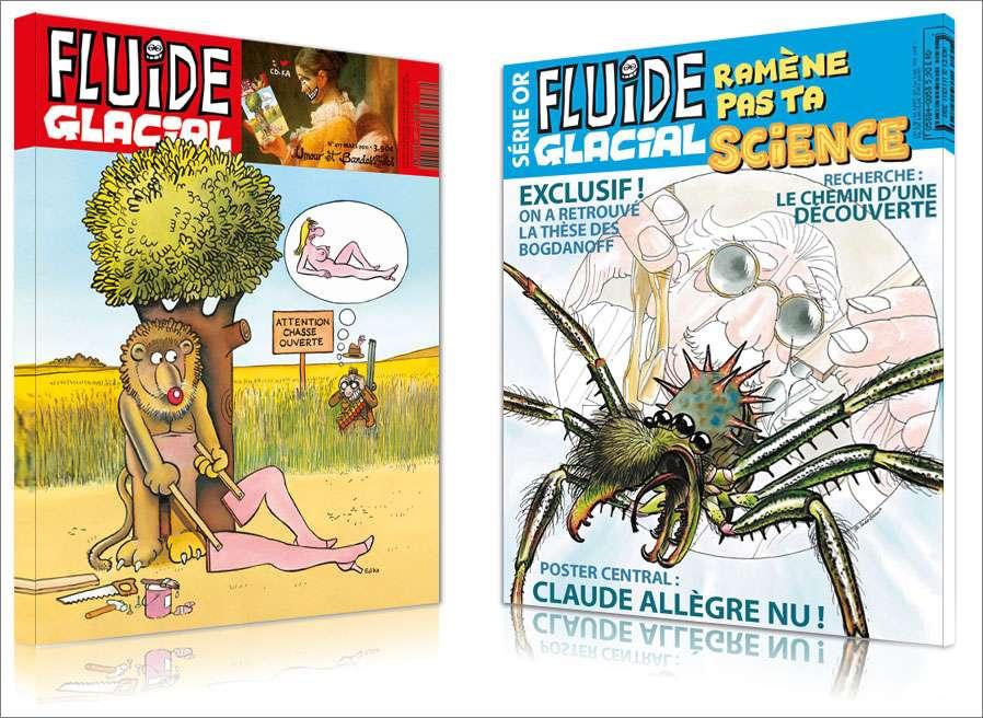 """Concours """"Fluide Glacial """". © Fluide Glacial"""