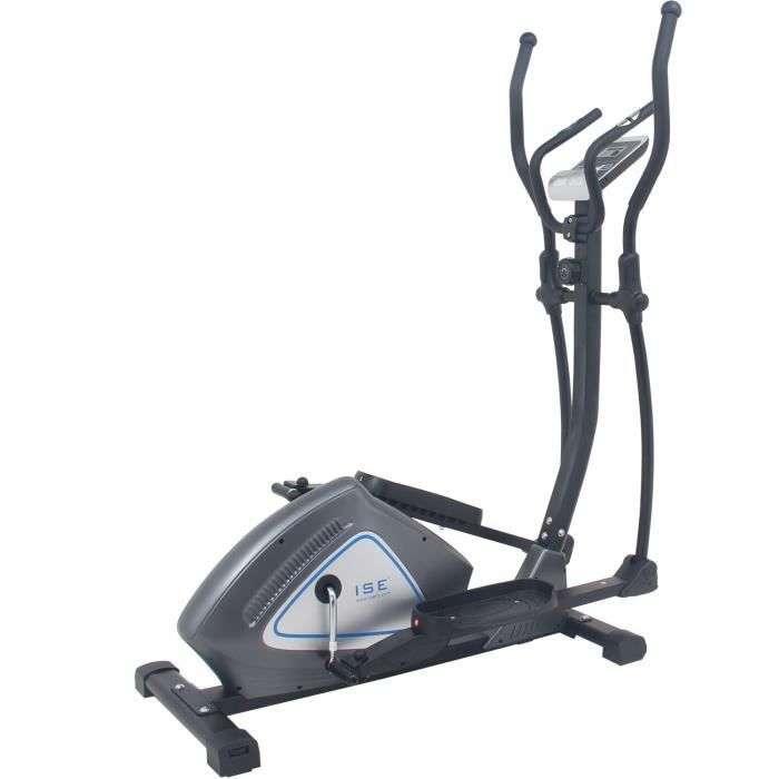Bon plan : ISE vélo elliptique magnétique crosstrainer © Cdiscount