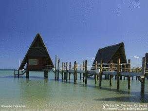 La Nouvelle-Calédonie, c'est la porte à côté avec Futura-Sciences. © Futura-Sciences