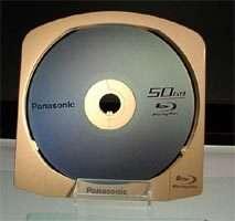 Le Blu-Ray Disc est pourvu d'une coque de protection.