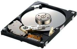 Un des premiers disques durs hybrides.