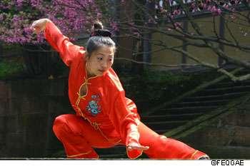Le Qi Gong est un sport ancestral originaire de Chine. © FEQGAE