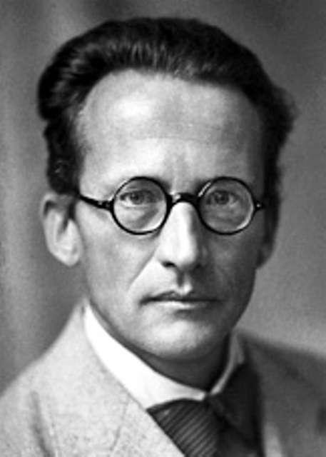 Erwin Schrödinger avait compris avec Einstein en 1935 que les équations de la théorie quantique impliquaient le phénomène d'intrication quantique aujourd'hui utilisé dans l'effet EPR et les travaux sur la téléportation. © The Nobel Foundation