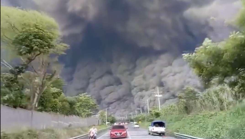 Volcan de Fuego : une éruption dévastatrice au Guatemala