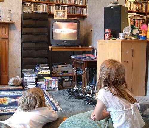 L'obésité infantile se comporte comme une panpidémie aux Etats-Unis mais aussi en Europe. En trente ans, le nombre d'enfants en surpoids dans le monde a triplé. © Kaptain Kobold / Flickr - Licence Creative Common (by-nc-sa 2.0)