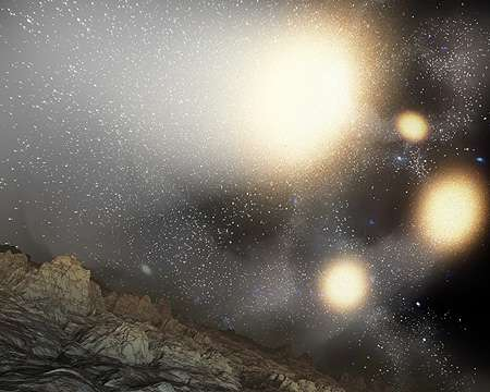 Crédit: NASA/JPL-Caltech/T. Pyle (SSC)
