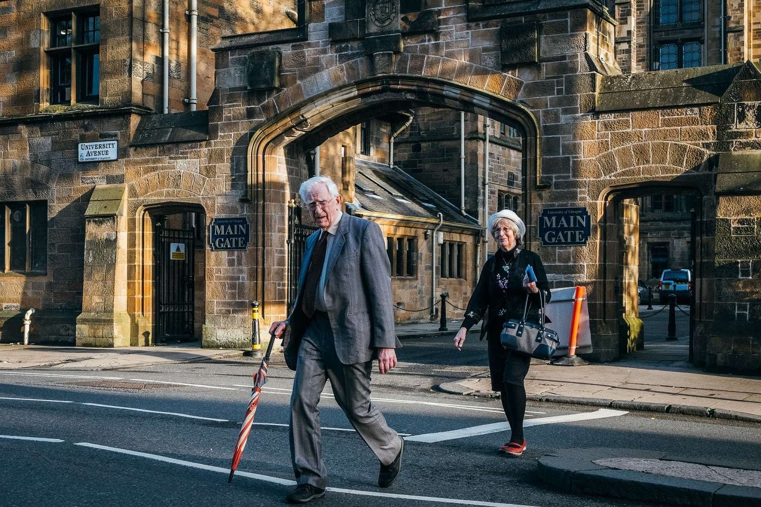 La marche rapide et prolongée pourrait être source de bienfaits cardiovasculaires chez les seniors. © Jack Sirichumsaeng, Flickr, CC by-nc 2.0