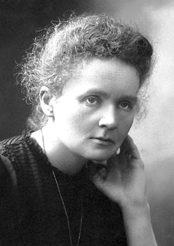 Maria Sklodowska Curie (7 novembre 1867 à Varsovie, Pologne ─ 4 juillet 1934 à Sancellemoz, France) était une physicienne polonaise naturalisée française. © The Nobel Foundation, 1911