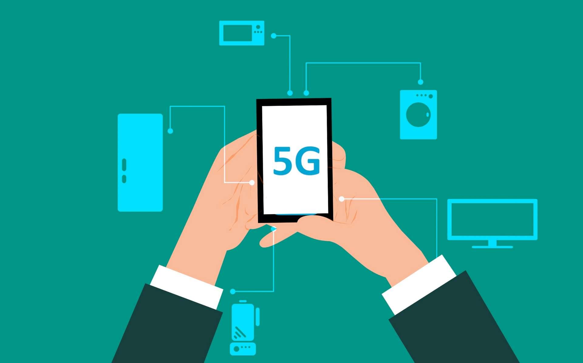 La 5G sera déployée en fin d'année, voici ce à quoi il faut s'attendre. © Mohamed Hassan, Adobe Stock