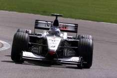 McLaren fait appel à la technologie spatiale