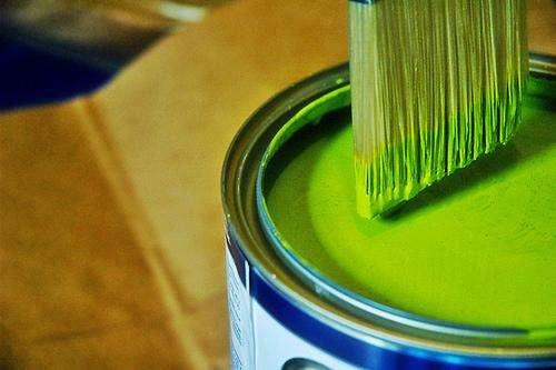 Le greenwashing, ou l'art de repeindre en vert ce qui ne l'est pas. © Jennifer L. CC by-nc-nd 2.0