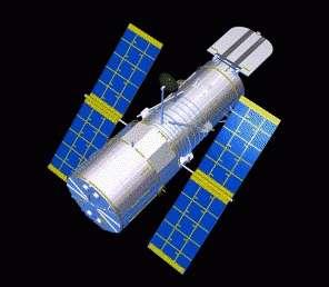 Le satellite Hubble