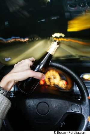 L'alcool au volant tue près de 1.000 personnes par an, en majorité des jeunes. © Flucas / Fotolia.com