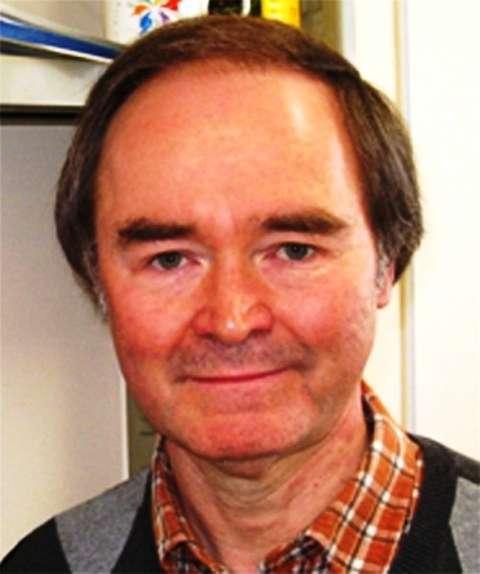 Le physicien et cosmologiste Bernard Carr. © St Edmund's College