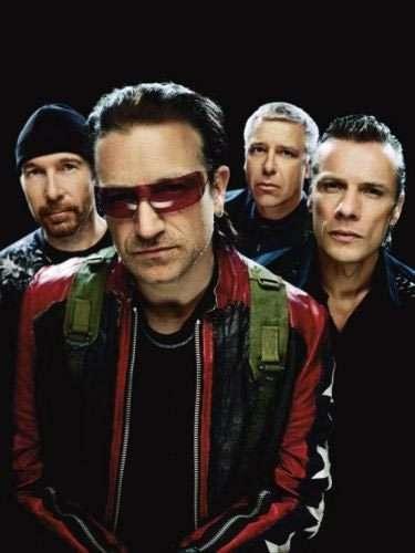 Le prochain album de U2 sera-t-il dispo en format CMX ? Crédits DR.