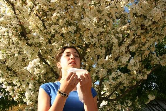 Plusieurs stratégies thérapeutiques existent contres les allergies - Crédits : cathy stancil - Fotolia