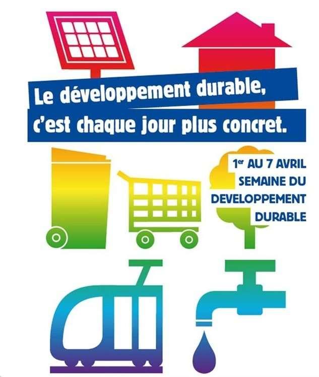 Une semaine pour se renseigner sur le développement durable... © Ministère de l'Écologie, du développement durable des transports et du logement