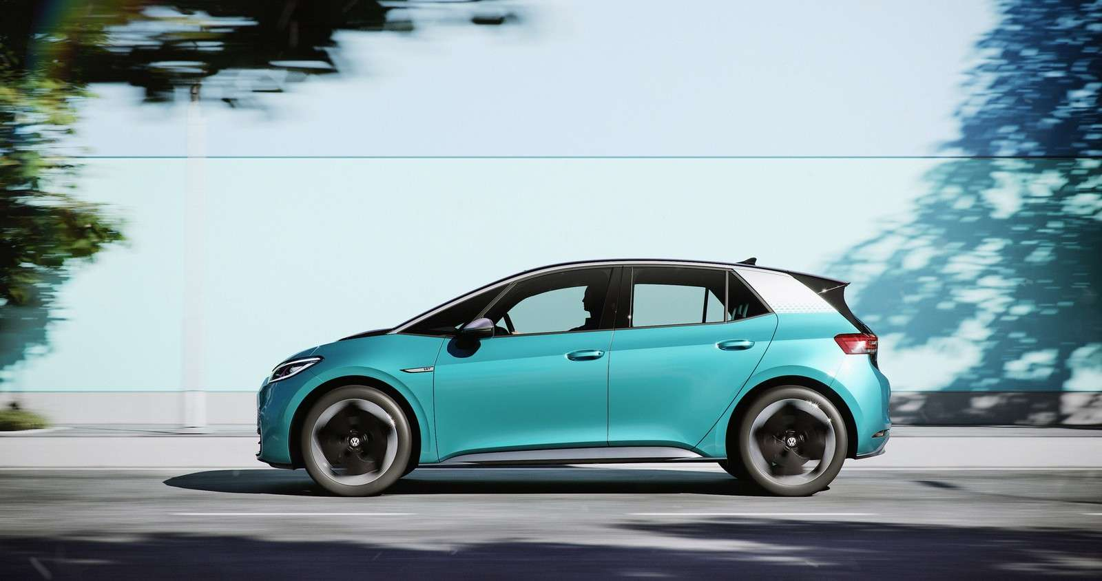 La future ID.1, dont l'existence n'a pas été officiellement confirmée, devrait être une version compacte de l'ID.3. © Volkswagen