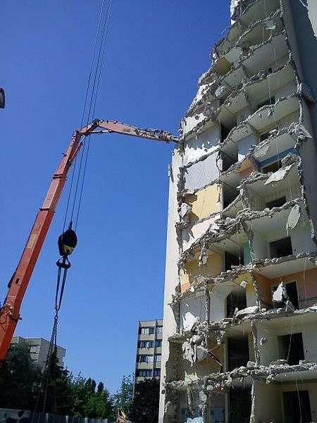 De nombreuses autorisations d'urbanisme sont réclamées lorsque des chantiers sont prévus. © JeanBono, Wikimedia Commons, CC BY-SA 2.0
