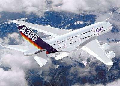 Airbus A380, un géant est né, crédits DR.