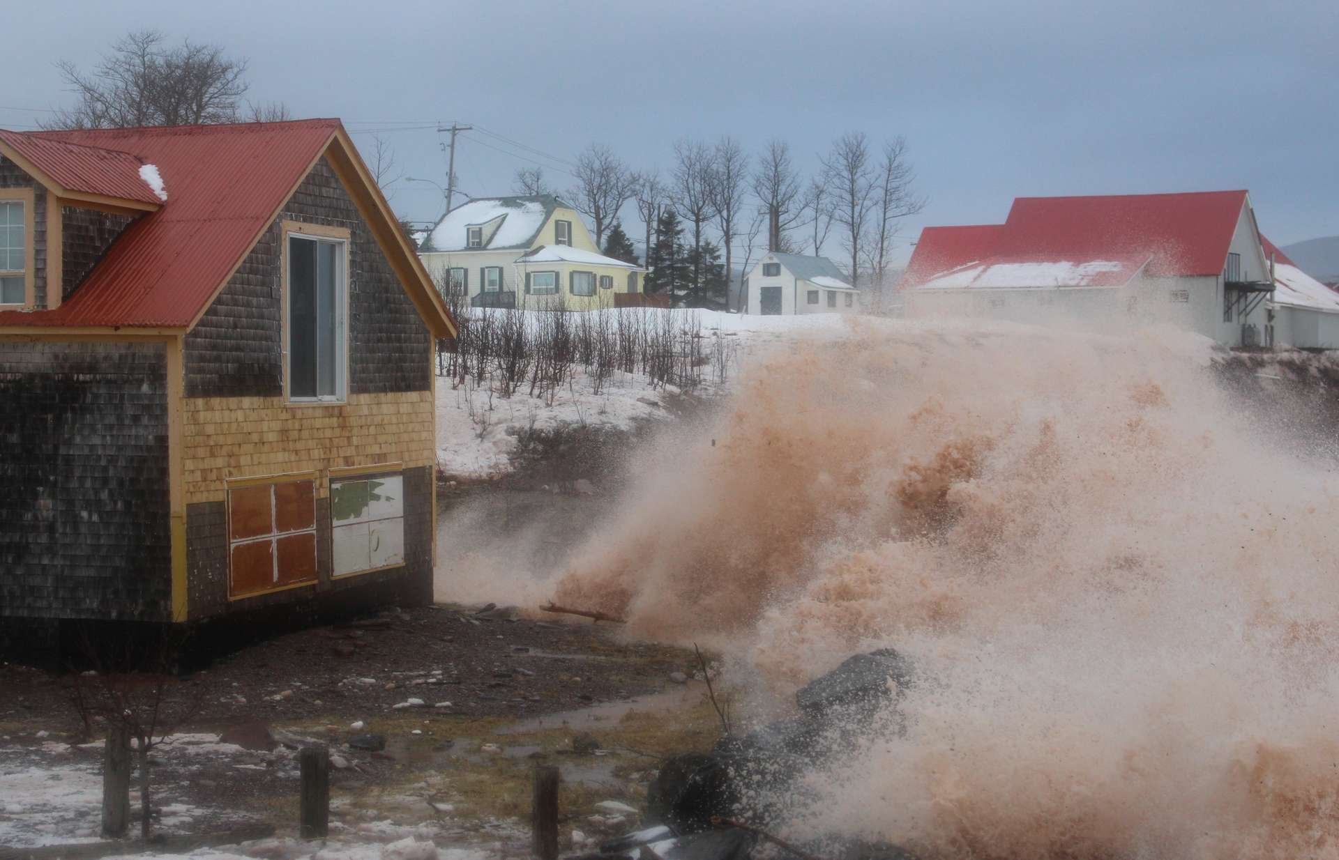 En juillet 2021, des inondations meurtrières ont dévasté l'Europe. L'Allemagne et la Belgique ont été les pays les plus touchés. © Camille, Adobe Stock