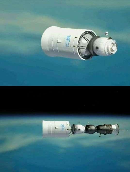 En commercialisant des séjours touristiques autour de la Lune, Space Adventures veut attirer des investissements privés dans les technologies qui rendront les vols spatiaux moins coûteux à l'avenir, condition sine qua non pour pérenniser cette industrie du tourisme spatial qui tarde à décoller. © Space Adventures